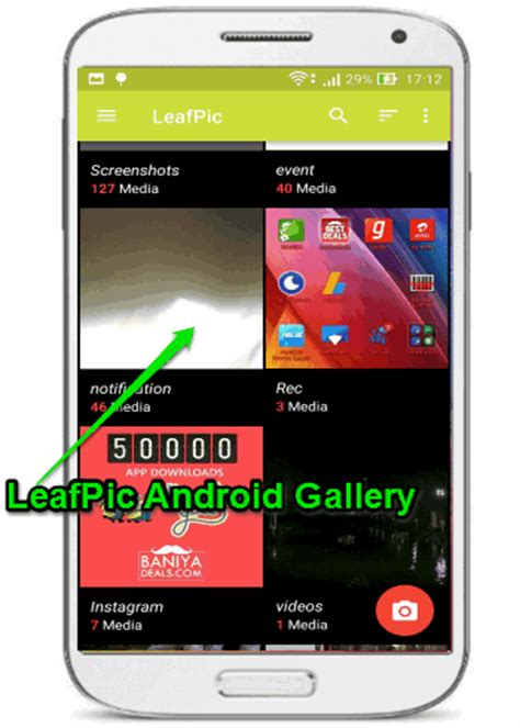 android gallery app android gallery app with password protection hide albums