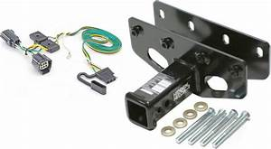Hidden Hitch Class Iii 2 U0026quot  Receiver Hitch With Wiring