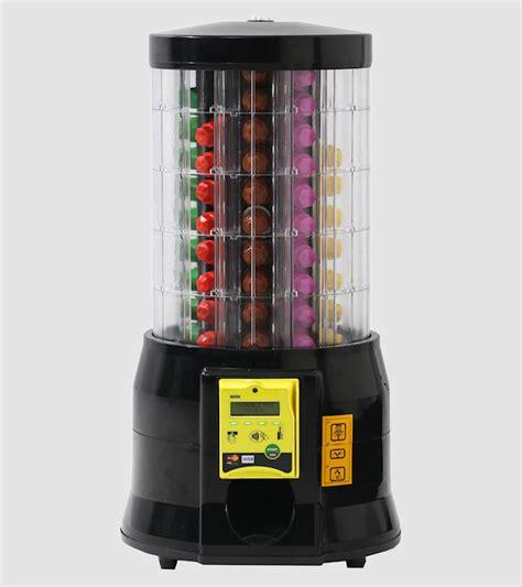 distributeur capsules nespresso mural coffee capsules dispenser clenport