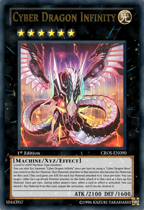 Yugioh Rank Up Magic Deck by Cyber Dragon Infinity Single Card Discussion