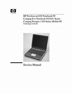 Compaq 510 511 515 516 Service Manual Free Download  Schematics  Eeprom  Repair Info For Electronics