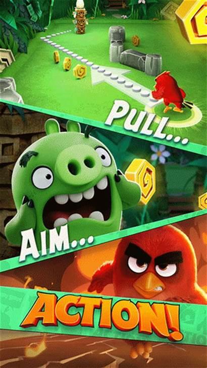 Angry Birds Action Rovio Iphone Ipa Marketing