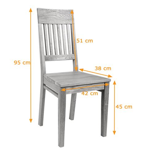 classic solid oak dining chair oak finish