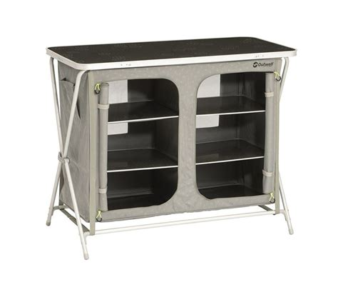 Outwell Aruba Cupboard by 7 Unique Ways To Use And Accessorise Your Caravan Awning