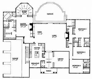 4-Bedroom Ranch House Plans | house plans pricing ...