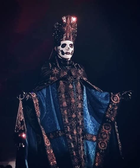 Stay tuned for more information, news and updates. p3? that john Travolta guy?? in 2020 | Ghost papa, Ghost and ghouls, Band ghost