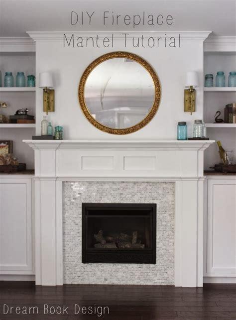 gas fireplace mantel gets diy fireplace mantel tutorial fireplace mantles mantle