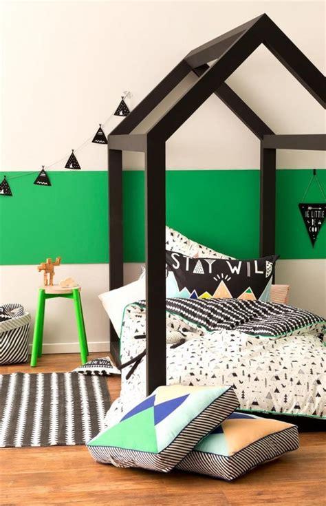 lit cabane dans une chambre d enfants picslovin