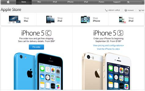 iphones in order iphone 5s release date when you can order revealed