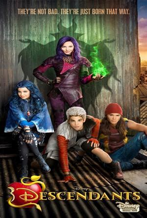 Download Yify Movies Descendants (2015) 720p Mp4[100352m
