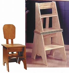 Two-In-One Seat/Step Stool Woodworking Plan from WOOD Magazine