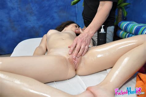 Lacey Channing Gets Fucked Hard Naked Massage Porn