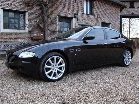 Maserati Quattroporte 2005 by 2005 Maserati Quattroporte Information And Photos