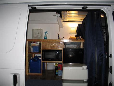 cargo van  camper van tinycampers blog