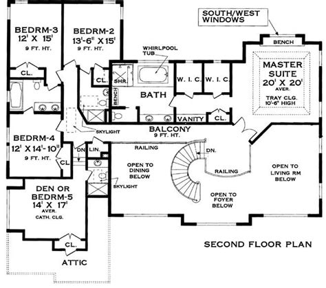 unique grand homes floor plans  home plans design