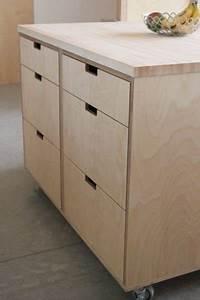 Plywood Kitchens - Sustainable Kitchens