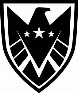 'Real' S.H.I.E.L.D. logo vector by RenegadeAI on DeviantArt