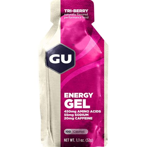 gu energy labs gel 24 pack tri berry gu 123049 b h photo