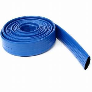 Tuyau Pvc Piscine Diam 50 : tuyau plastique bleu plat de refoulement o35 le metre ~ Melissatoandfro.com Idées de Décoration