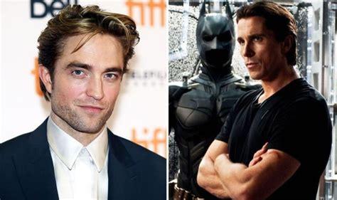 Christian Bale Batman Advice Robert Pattinson