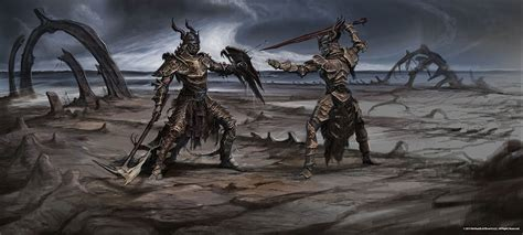 Armour And Weapons Based On Skyrim Concept Art Skyrim Mod