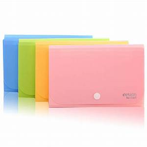 13 Pockets Office Expanding File Folder Document Accordion