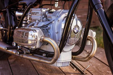 Custom Motorcycle, Modern Simplicity