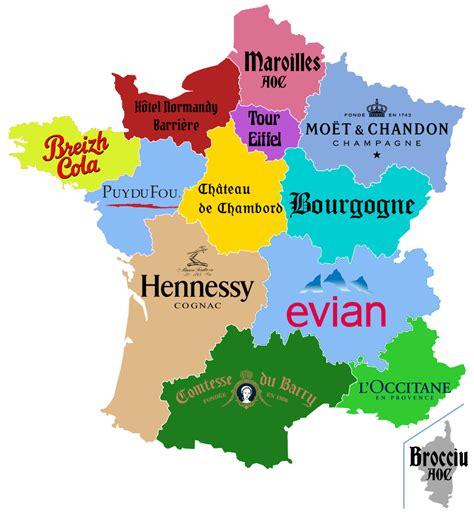 Nouvelle Carte De Region Et Departement by Et Les Noms Des Nouvelles R 233 Gions Sont Etourisme Info
