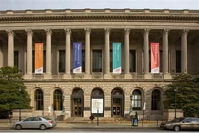 Library Philadelphia Central Visit Parkway Branch Exhibit