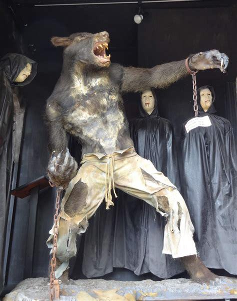 San Marino, San Marino City, Museum of Vampires, werewolf ...