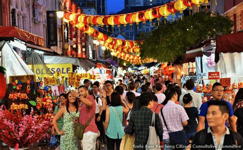 Chinatown Chinese New Year Celebrations-little Day Out