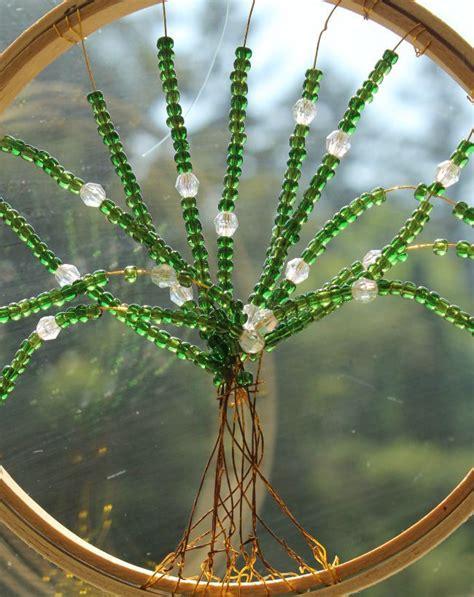 seasons tree sun catchers arts crafts  teens