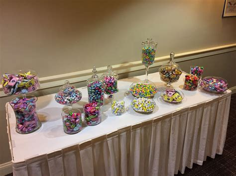Creating The Perfect Candy Buffet Gettysburg Hotel