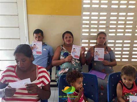 Secretaria de Saúde de São José da Tapera promove ação de ...
