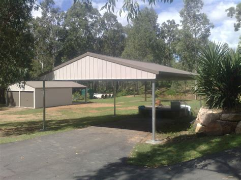 Titan Garages Sheds Toowoomba Toowoomba Qld by Sheds N Carports In Toowoomba City Qld Outdoor Home