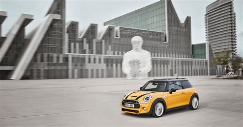Bmw Mini Launch Classic Adverts From The Company's Past