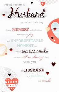 Husband Valentine's Day Greeting Card | Cards | Love Kates