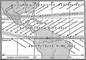 Trade Winds Of The Americas In Winter