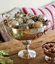 christmas table decorating ideas silver christmas centerpieces