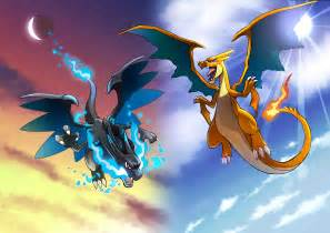 a charizard from game