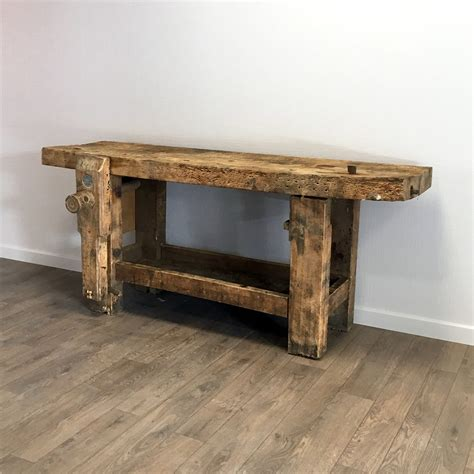 etabli bois ancien ancien 233 tabli en bois lignedebrocante brocante en ligne chine pour vous meubles vintage et