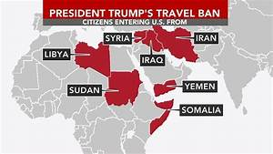 Donald Trump's Travel Ban Rejection – The Summit Scoop