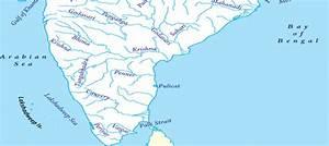 India River System – Peninsular Rivers India - DISHA