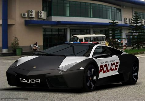 Police Car Wallpaper