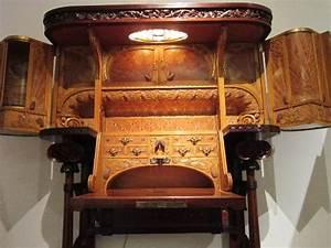 Art Nouveau Mobilier : meuble art nouveau photo de museum of modernism ~ Melissatoandfro.com Idées de Décoration