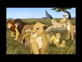 Lion King Characters Fan Art