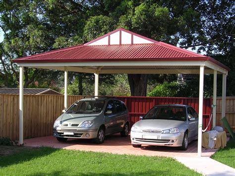 carport double carport brisbane  concepts