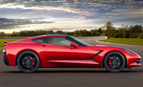 corvette stingray 2014 car and driver