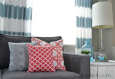How To Make Living Room Pillows by How To Make An Envelope Pillow Cover