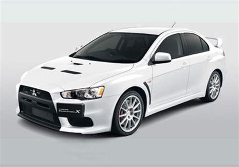 Mitsubishi Evo Cost by Car Au Mitsubishi Lancer Evolution X Cars Price Rs 49